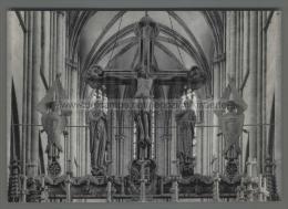 S9142 RELIGION GESU CROCIFISSIONE TRIUMPHKREUZGRUPPE DOM ST. STEPHANUS - Jésus
