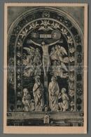 S9155 RELIGION GESU LA CROCIFISSIONE VERNA AREZZO ANDREA DELLA ROBBIA FP - Jésus