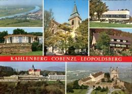 Kahlenberg-Cobenzl-Leopolddsberg - Wien