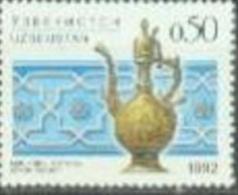 OZ 1992-6 HANDART, OZBEKISTAN, 1 X 1v, MNH - Usbekistan