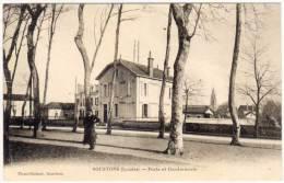 SOUSTONS - Poste Et Gendarmerie  (62087) - Soustons