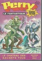 PERRY LE FANTASTIQUE  N° 4 -  JEUNESSE ET VACANCES  1975 - Kleine Formaat