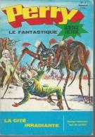 PERRY LE FANTASTIQUE  N° 5 -  JEUNESSE ET VACANCES  1976 - Kleine Formaat