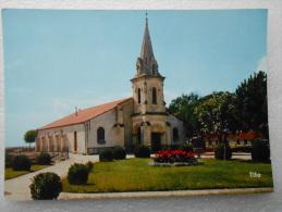 CPA 33 ANDERNOS Les BAINS  - L'église SAINT ELOI - Andernos-les-Bains