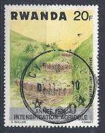 131007747  RWANDA  YVERT  Nº  1206 - Rwanda