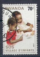 131007749  RWANDA  YVERT  Nº  990 - Rwanda