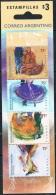 2079 - Argentina 2000 - Music Dances Mint Booklet - Hojas Bloque