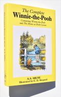 Winnie L´Ourson / The Complete WINNIE-the POOH - A.A. MILNE, Illus. E.H. SHEPARD - Livres Illustrés