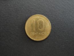 1986 - 10 Centavos Argentine - Argentina - Argentina
