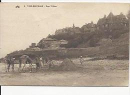 Villerville  Les Villas - Villerville