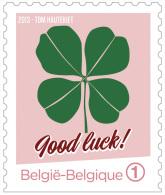 Belgie 2013 ** Gelukzegel - Good Luck! / Bon Chance MNH - Nuovi