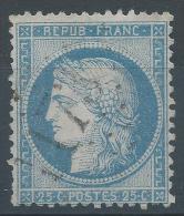 Lot N°23247  N°60, Oblit GC 1173 COULONGES-S-LAUTIZE (75), Ind 4 - 1871-1875 Cérès