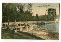 Ref 191 - Lac Des SETTONS - Les Déversoirs (1917) - Non Classés