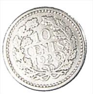 Hollande - Pays-Bas - 10 Cents - 1925 - Argent - TB+ - 10 Centavos