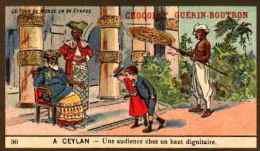 Le Tour Du Monde En 84 étapes - 30 Ceylan - Guerin Boutron