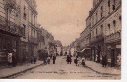 Châteaubriand..très Animée..rue De L'Hôtel-de-Ville..commerces - Châteaubriant