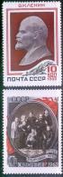 USSR 1962 (SOL_2677_78) MNH ** LENIN_92th ANNIV. OF BIRTH - Unused Stamps