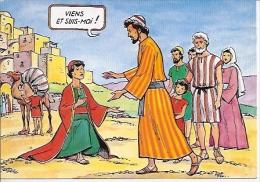 VIENS ET SUIS-MOI!     Signer  PIERDEC - Jesus