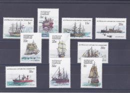 AUSTRALIE ANTARCTIQUE.Série Courante.Bateaux - Unused Stamps