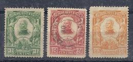 131007563  T'HAITI YVERT   Nº  84/85/88  USED/* - Tahiti (1882-1915)