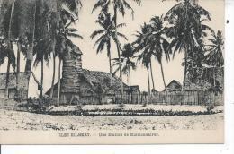 ILES GILBERT - Une Station De Missionnaires - Cartes Postales