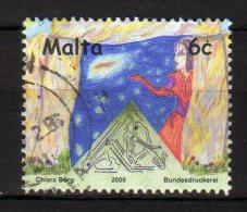 MALTA - 2000 YT 1120 USED - Malta