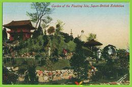 Voyo LONDON - JAPAN-BRITISH EXHIBITION Garden Of Floating Isle Unused  Excellent Condition 1910 Nr621 - Londen