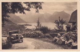 Annecy  Et Son  Lac, Vue Prise De La Route D'annecy à Talloires - Annecy