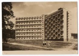 Ca1950  Litvinov Koldum  Architecture Colectiv Building  Postcard Carte Postale  Vintage Original  Cpa Ak (W3_2638) - Tsjechië