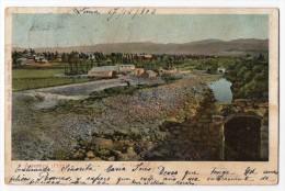 Ca1900 Peru Arequipa Campiña  Postcard Carte Postale  Vintage Original  Cpa Ak (W3_2644) - Perú