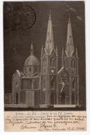 Bolivia Natives Iglesia Jesuit Church Tarjeta Postal  Postcard Carte Postale  Vintage Original  Cpa Ak (W3_2648) - Bolivia