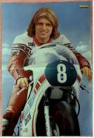 Kleines Poster  -  Martin Wimmer  -  Von Bravo Ca. 1981 - Sport