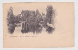 CHATILLON COLIGNY - N° 3804 - LA VUE GENERALE - Chatillon Coligny