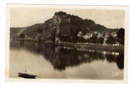 Cp , 08 , GIVET , Vue Sur La MEUSE Et Le Fort De CHARLEMONT , écrite , Ed : Real-Photo , 22 - Givet