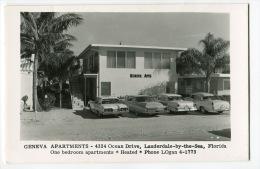 Lauderdale By The Sea Geneva Apartments 4324 Ocean Drive - Fort Lauderdale