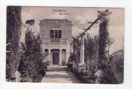 CP Taormina - Hotel Timeo - Non Classés