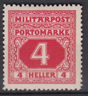OOSTENRIJK - Michel - 1916 - Nr 15 (Bosnie-Herzegowina/Port) - MH* - Levant Autrichien