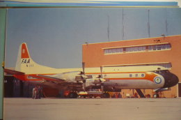 LOCKHEED L 188  ELECTRA    FAA   N111 - 1946-....: Moderne
