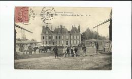CPA  80 Sainte Emilie Intérieur De La Ferme - France