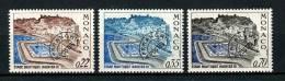 MONACO 1969 Préoblitérés  N° 27/29** Neufs = MNH Superbes Cote: 2.40 € Stade Nautique RainierIII - Monaco