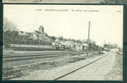 Auvers-sur-Oise, La Gare, Vue Generale,  - Abn45 - Auvers Sur Oise