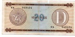 Cuba 3 Pesos 2004 UNC New Che Guevara ! - Cuba