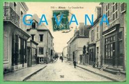 23 AHUN - La Grande Rue - Sonstige Gemeinden