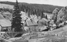 25 ROCHEJEAN Anciens Hauts-fourneaux CPSM PF Ed. Combier - Autres Communes