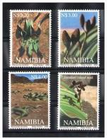 NAMIBIA 2000 - Flowers   Mi. 1023/26 Serie Cpl. 4v. Nuovo** Perfetto - Namibia (1990- ...)