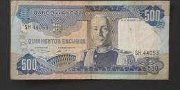 ANGOLA  500  ESCUDOS  1972     -    (Nº03455) - Angola