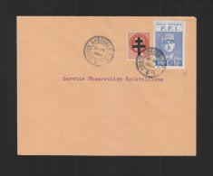 Poste Speciale FFI 1944 - Liberation