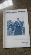 BRAB FOLK OVERIJSE LEUVEN ALSEMBERG MERCHTEM  COMPONISTEN DE KEYSER B492 - Revistas & Periódicos