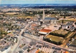 ¤¤  -   CARQUEFOU   -  Vue Panoramique Aérienne Du Bourg   -  ¤¤ - Carquefou