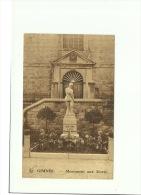 Gimnee Monument Aux Morts 1914 1918 - Doische